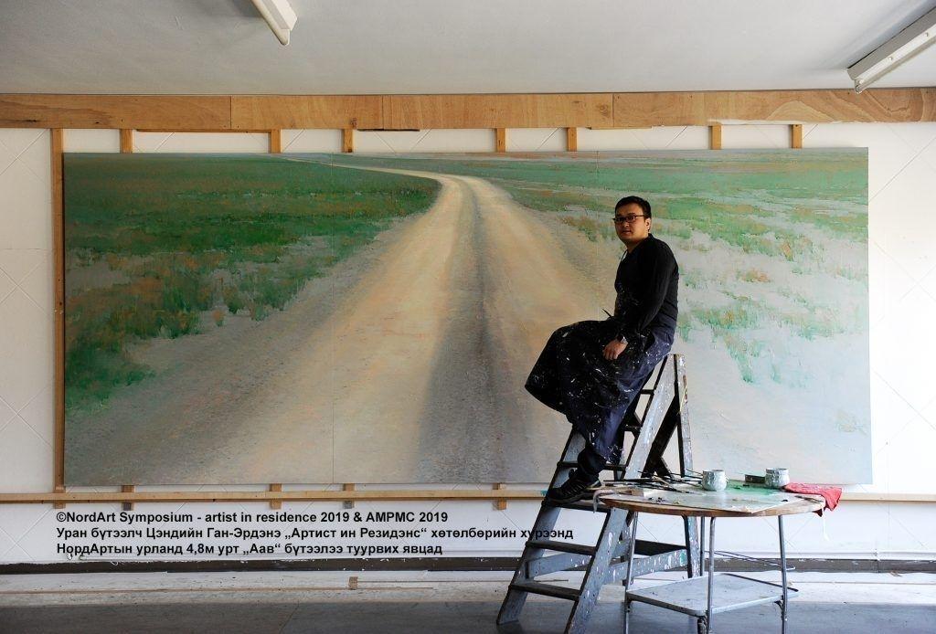 c9d44c_nordartampmc2019_-1024x694_x974 Урт замыг туулсан урлагийн гайхалтай бүтээлүүд Германд очжээ