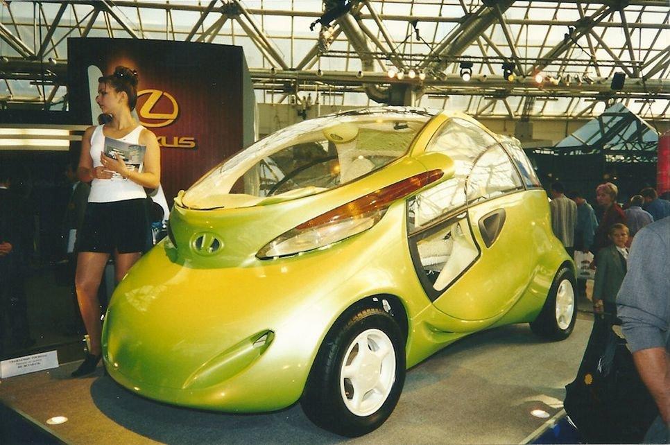 2578992 Мардагдсан дууль буюу 1990-ээд оны цахилгаан автомашин