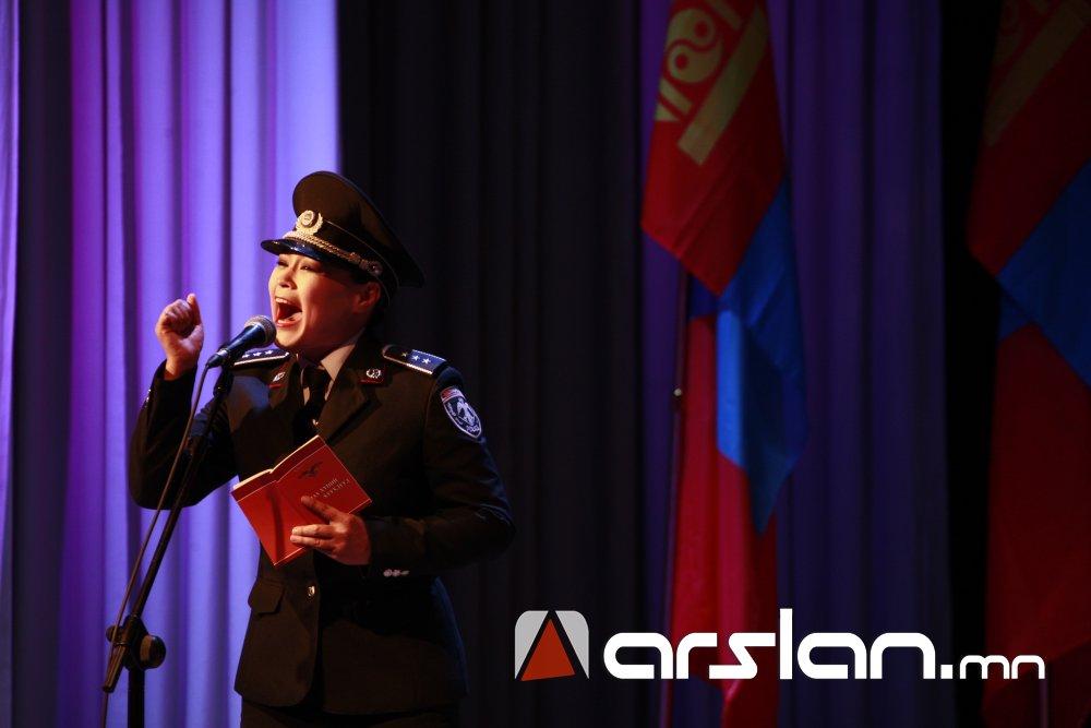 4g2z5 Ж.Алтангэрэл: Би шүлгээрээ Монголын цагдааг өмөөрч, алдаршуулах болно