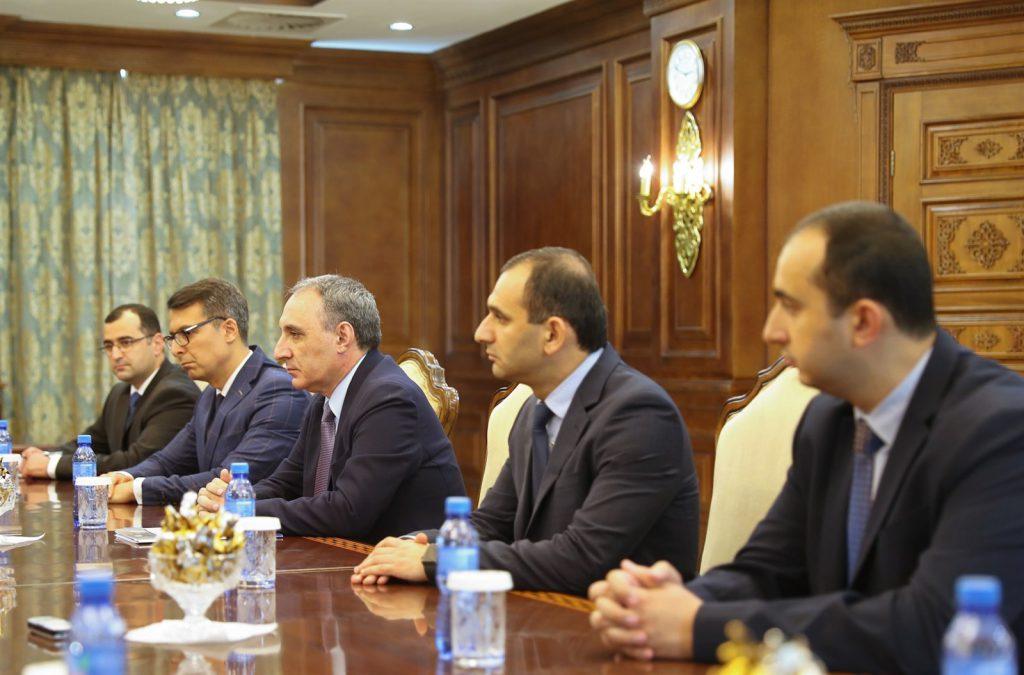 2fd8e50f-b036-4858-bf73-567abf2410c5-1024x675 Г.Занданшатар: Азербайжаны баялгийн сангийн туршлага бидний сонирхлыг татаж байна