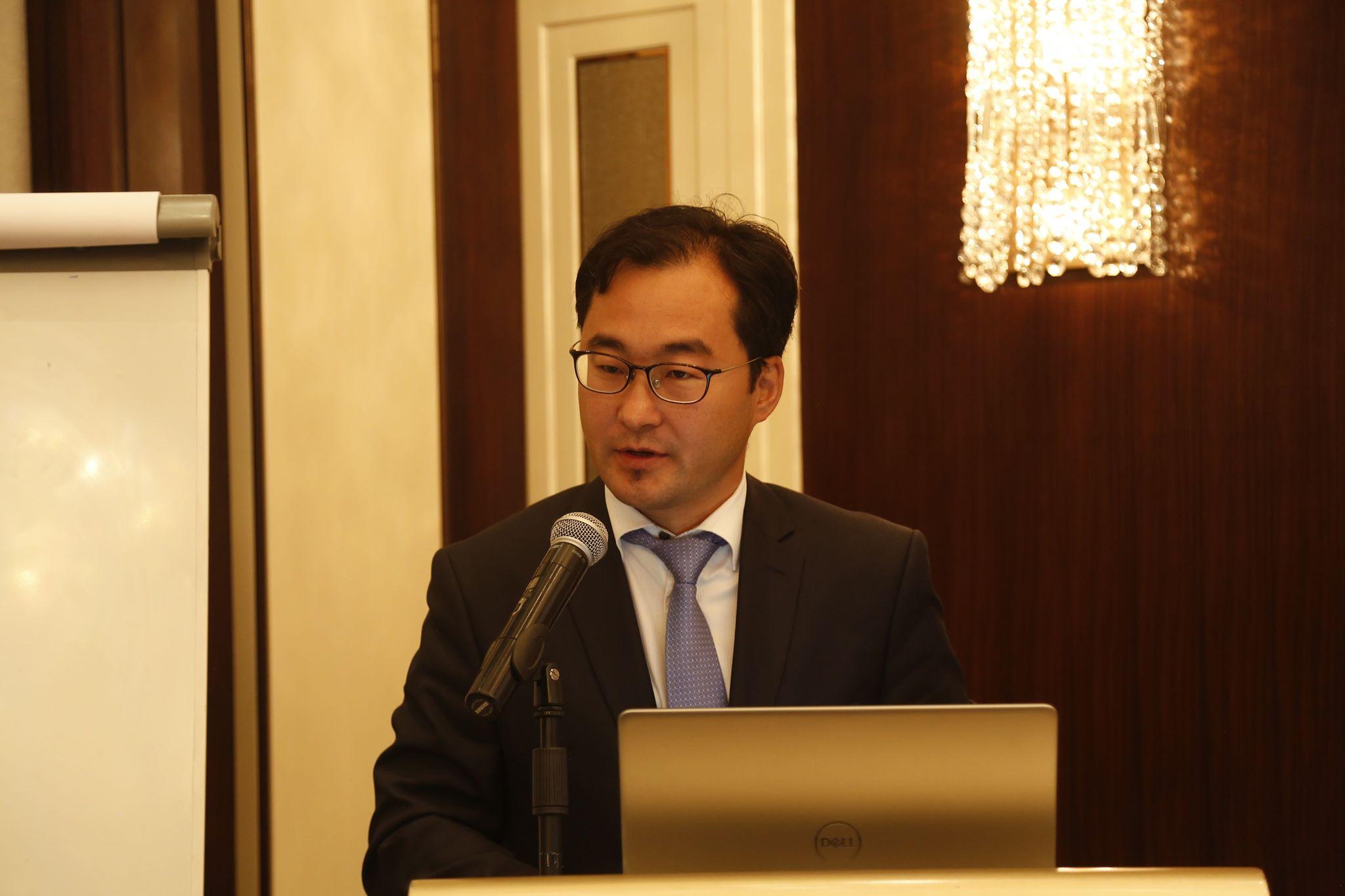 03-10 Санхүүгийн мөчлөг ба хямрал сэдэвт Олон улсын сургалт болж байна