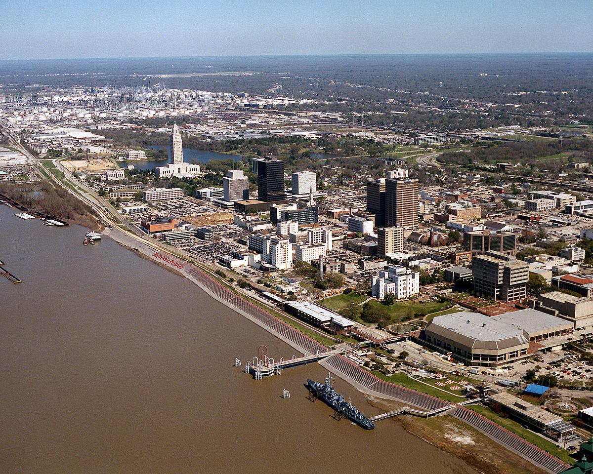1200px-Baton_Rouge_Louisiana_waterfront_aerial_view АНУ мужуудаа худалдан авсан тухай сонирхолтой түүх