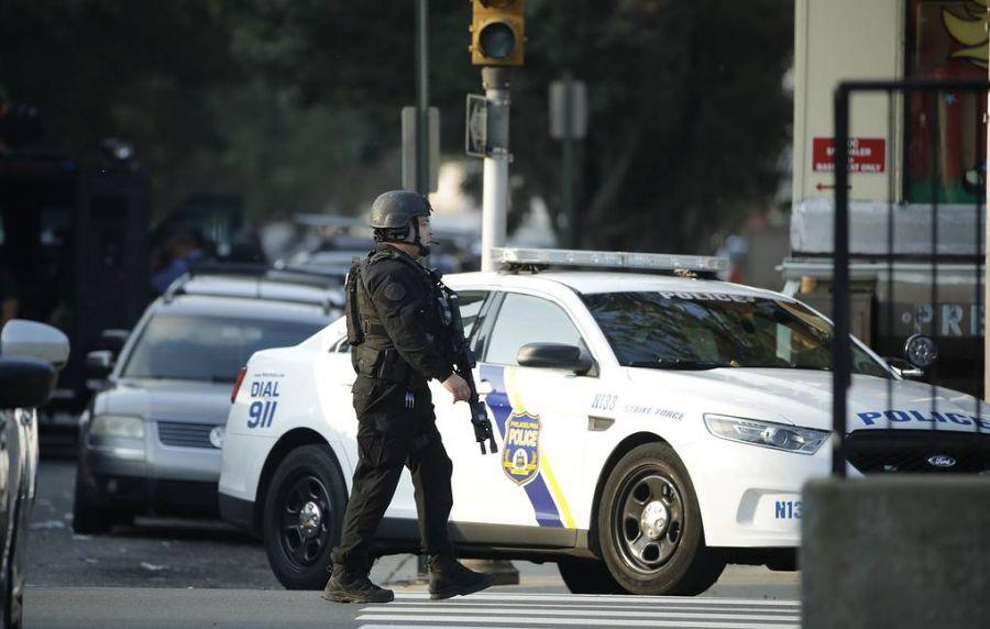 5d54b39f90dc6 Филадельфид гал нээсэн этгээдийг баривчилжээ