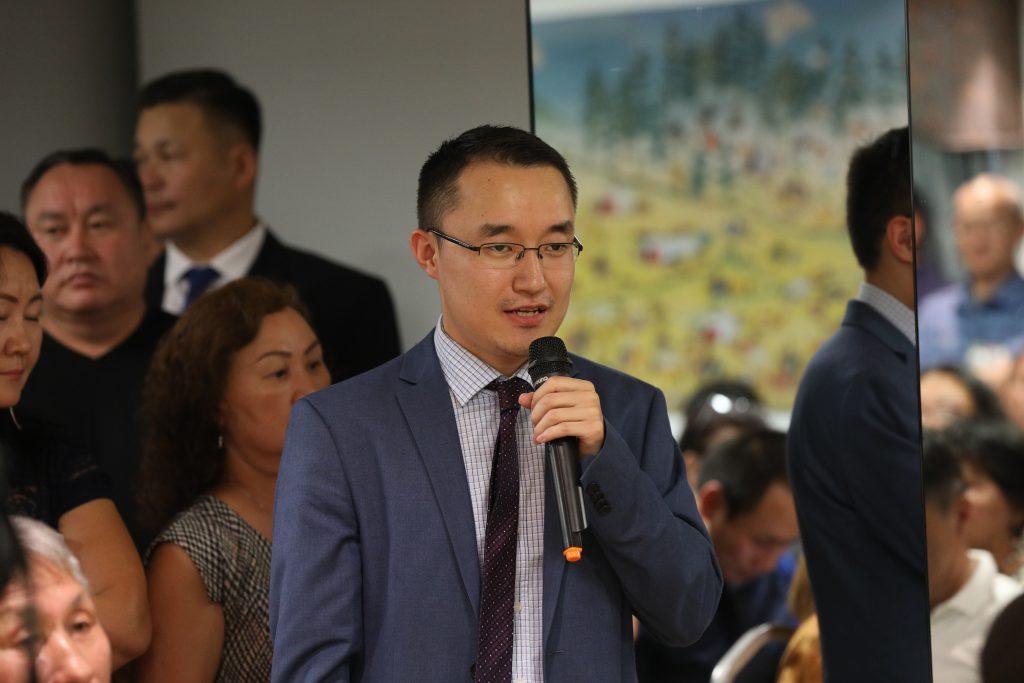 IMG_0543-1024x683 Монгол Улсын Ерөнхийлөгч Х.Баттулга АНУ-д оршин сууж буй иргэдтэйгээ уулзаж, ярилцлаа