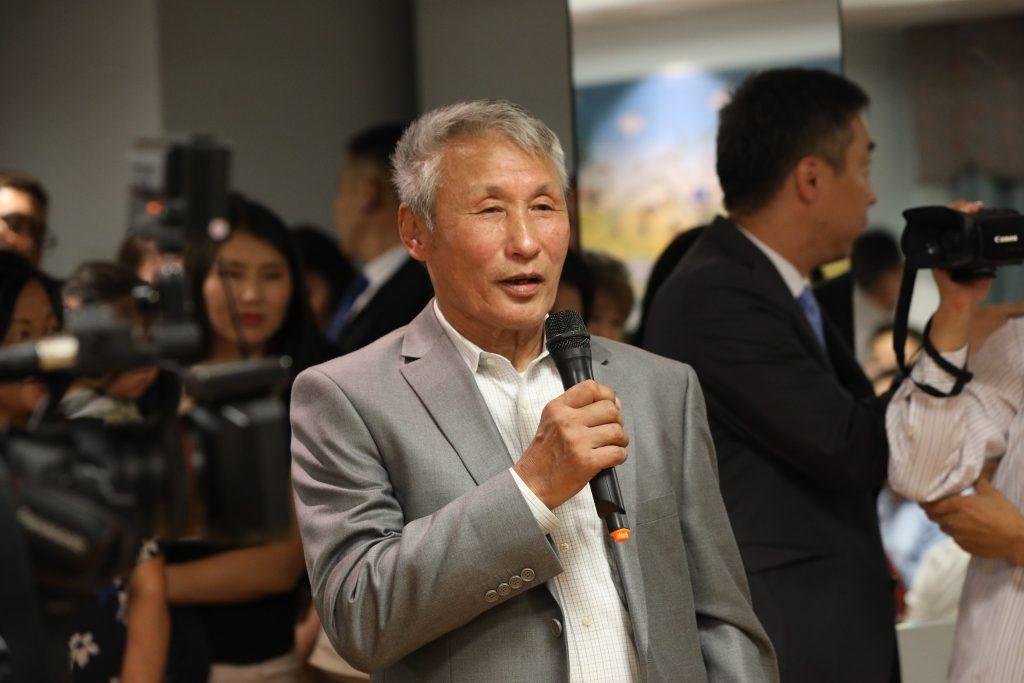 IMG_0552-1024x683 Монгол Улсын Ерөнхийлөгч Х.Баттулга АНУ-д оршин сууж буй иргэдтэйгээ уулзаж, ярилцлаа