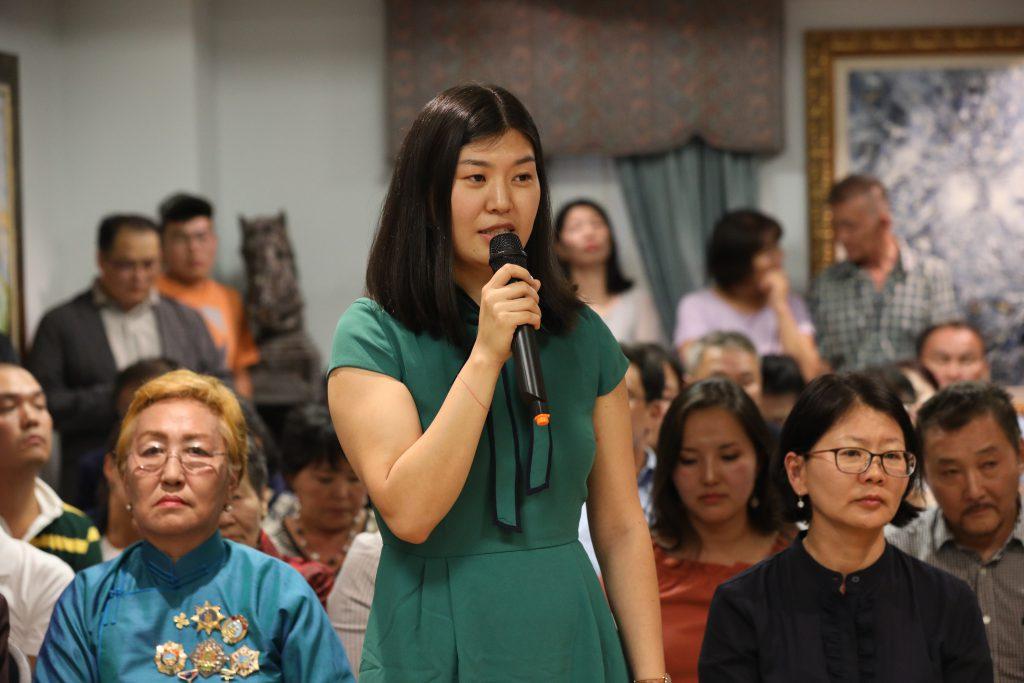 IMG_0567-1024x683 Монгол Улсын Ерөнхийлөгч Х.Баттулга АНУ-д оршин сууж буй иргэдтэйгээ уулзаж, ярилцлаа
