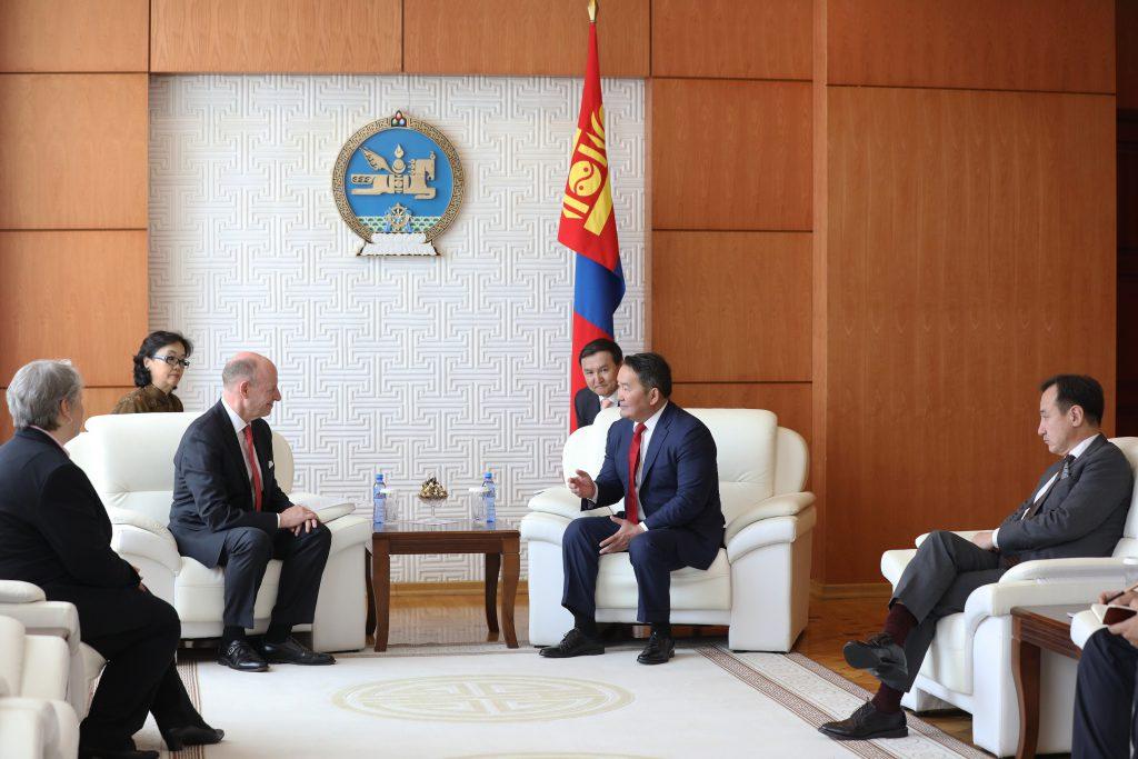 IMG_0818-1024x683 ХБНГУ-аас Монгол Улсад суух Элчин сайд итгэмжлэх жуух бичгээ өргөн барив