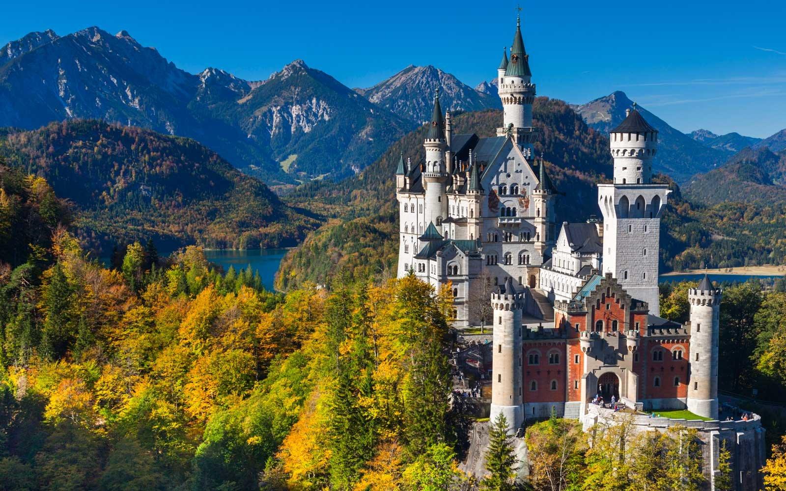01-neuschwanstein-castle-bavaria Үхэхээсээ өмнө үзэх ёстой дэлхийн хамгийн гайхалтай 21 цайз, шилтгээн