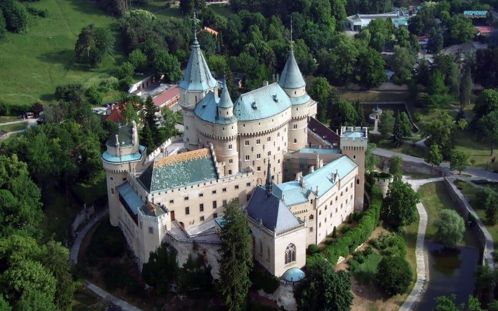 1353337812_bojnice-castle-11710-1920x1200 Үхэхээсээ өмнө үзэх ёстой дэлхийн хамгийн гайхалтай 21 цайз, шилтгээн
