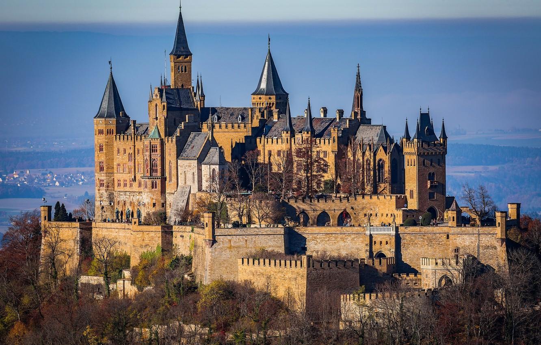 hohenzollern-castle-mount Үхэхээсээ өмнө үзэх ёстой дэлхийн хамгийн гайхалтай 21 цайз, шилтгээн
